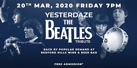 The Beatles Tribute | Live Music tickets