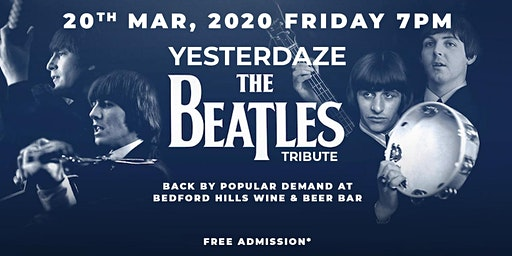 The Beatles Tribute | Live Music