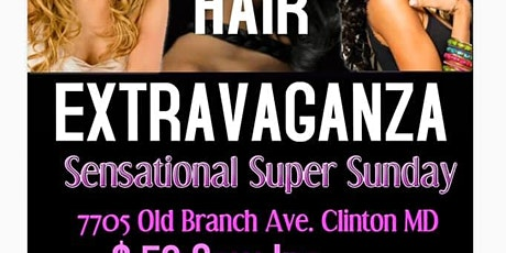 Hair Extravaganza 2020 tickets