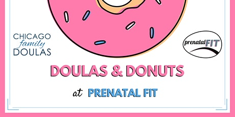 Doulas & Donuts at Prenatal Fit tickets