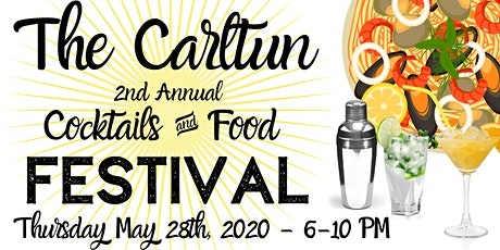 The Carltun Cocktails & Food Festival tickets