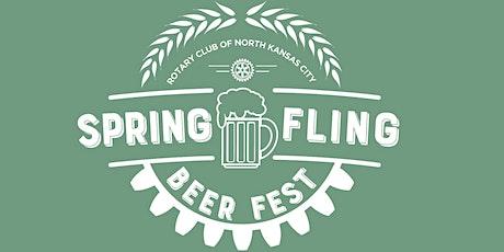 NKC Rotary Spring Fling Beer Fest 2020 tickets
