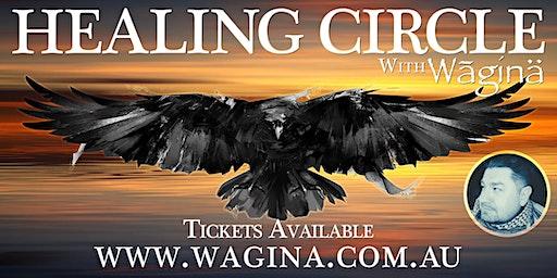 Healing Circle with Wāginä : All Welcome : (Hawkins Hall, Thornleigh)