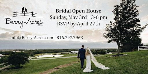 Berry Acres & The Hilltop Bridal Open House