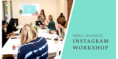 Small Business Workshop: Instagram for business, Feb tickets