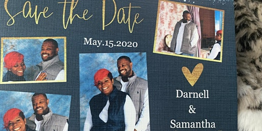 Samantha & Darnell wedding