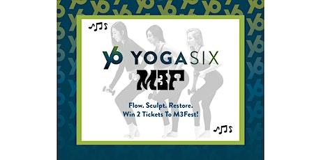 M3F MashUp Class tickets