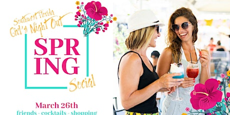 SWFL Girl's Night Out: Spring Social tickets