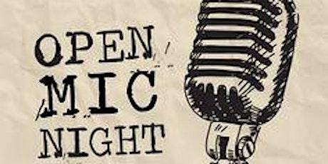 Open Hearts, Open Mic Night tickets
