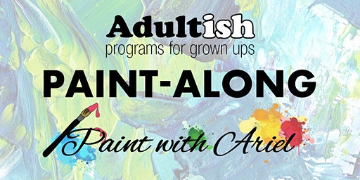 Paint-Along with Ariel