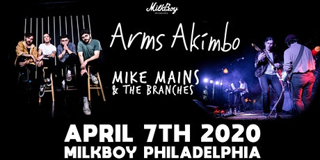 Arms Akimbo + Mike Mains & the Branches tickets