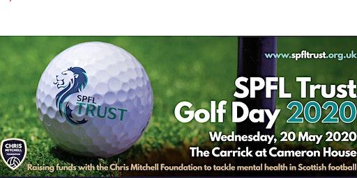 Scottish Professional Football League Trust Golf Day 2020