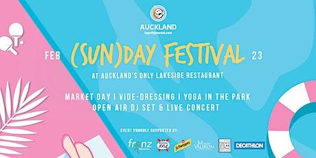 (Sun)day Festival tickets