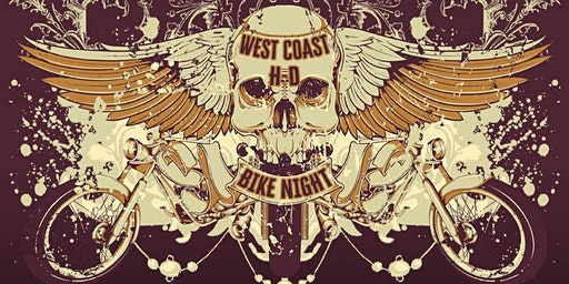 West Coast H-D Bike Night!