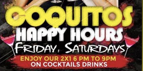 COQUITOS HAPPY HOURS tickets