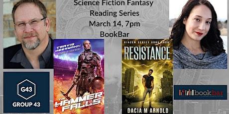 Science Fiction Fantasy Reading Series tickets