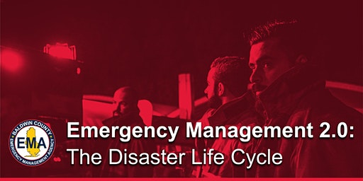 Emergency Management 2.0: The Disaster Life Cycle  Training Event