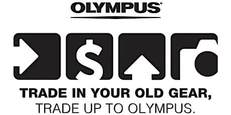 Olympus Demo Days in March tickets