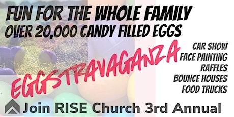 Eggstravaganza tickets