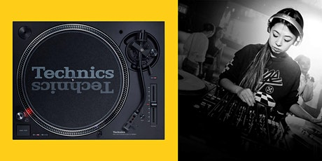 Technics DJ Workshop and Launch Event tickets