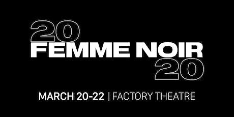 Femme Noir 2020 tickets