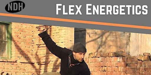 Flex Energetics February 23 - March 29th