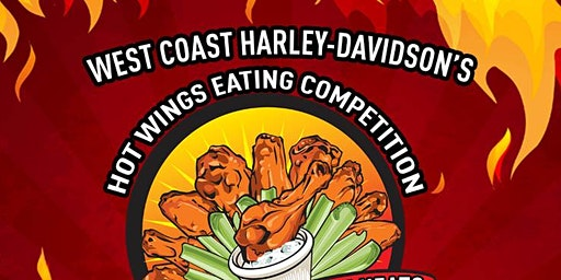 Hot Wings Eating Competition!