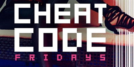 CHEATCODE FRIDAYS at BARCODE tickets
