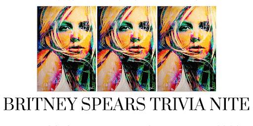 BRITNEY SPEARS TRIVIA NITE