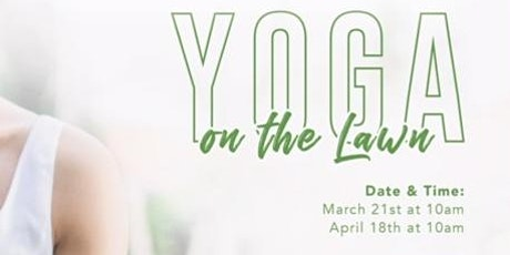 Free Pop-Up Yoga on the Lawn at Toco Hills tickets