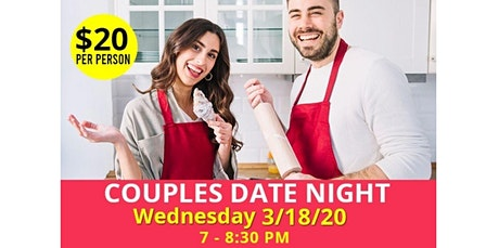 PUBLIC EVENT: Couples date night with certified financial services open to the public (03-18-2020 starts at 7:00 PM) tickets