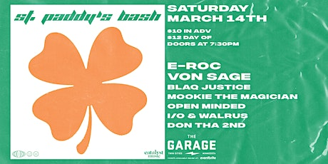 St. Paddy's Bash tickets