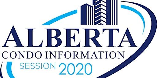 Alberta Condos Information Session 2020