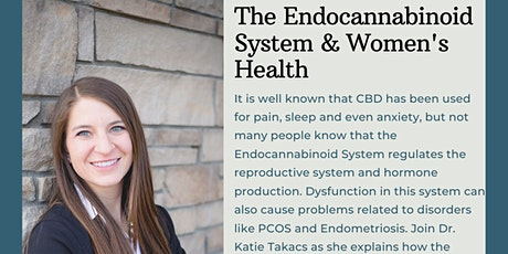 The Endocannabinoid System and Women's Health tickets