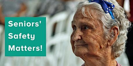 Talks on Elder Abuse tickets