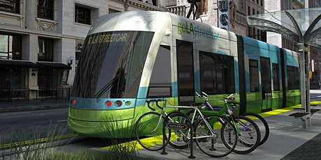 Learn Details about the Downtown LA Streetcar Project with Derek Benedict tickets