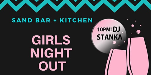 Thursday is Girls Night Out!