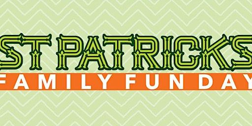 FREE - St Patrick's Family Fun Day 2020