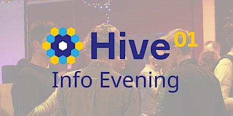 Hive01 Info Night (Season 7) tickets