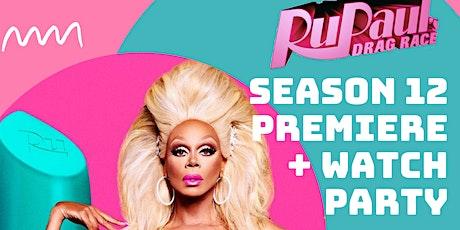 RuPaul's Drag Race Season 12 Watch Party tickets