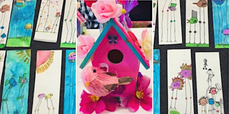 March is for the Birds! (Kids Art Class) tickets
