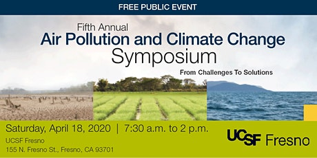 2020 Air Pollution and Climate Change Symposium: Challenges to Solutions tickets