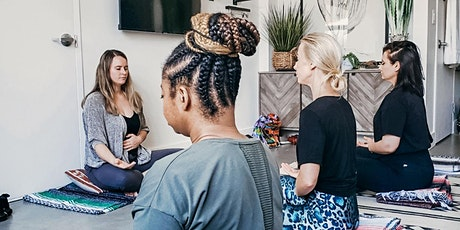 Community Crystal Meditation + Tea Time tickets