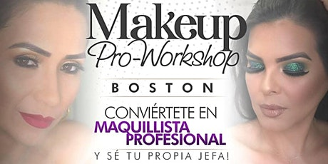 Makeup PRO Workshop  tickets