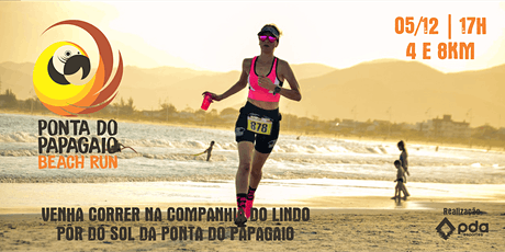 Ponta do Papagaio Beach Run ingressos