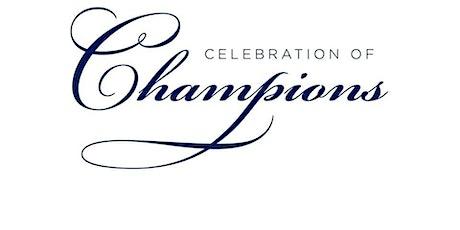 2020 Celebration of Champions tickets