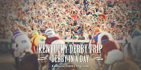 2020 Kentucky Derby Trip tickets
