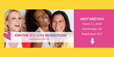 Self-Love Revolution - A casual meetup for women looking for connection