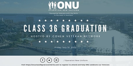 Class 36 Graduation featuring Keynote Speaker General Mike Fleming tickets