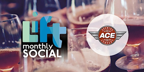 LIFT's Rotating Monthly Social - Ace Brewery in Courtenay tickets